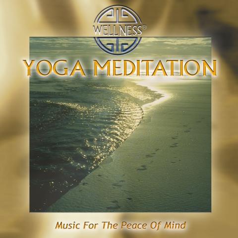 "CD ""Yoga Meditation"" von Guru Atman - (Yoga, CD Empfehlung, Yogamusik)"