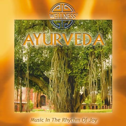 "CD ""Ayurveda"" von Guru Atman - (Yoga, CD Empfehlung, Yogamusik)"
