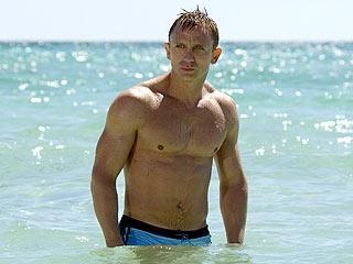 - (Krafttraining, Muskelaufbau, James Bond)