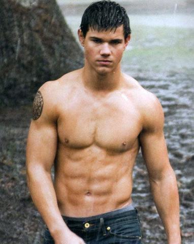 Taylor Lautner - (Muskelaufbau, Fitness, Trainingsplan)