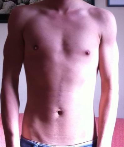 Ernährung bei Muskelaufbau und Entfernung des letzten bisschen Fett