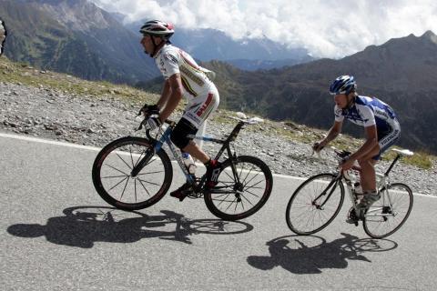 Bilduntertitel eingeben... - (Fitness, Radfahren, Rennrad)