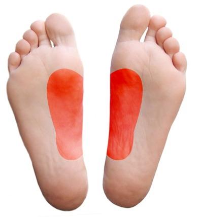 Schmerzen In Fußsohle