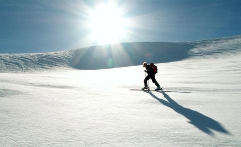 Bilduntertitel eingeben... - (Ski, Wettkampf, Skitour)