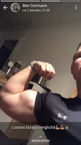 Bizeps - (Muskeln, Bizeps)