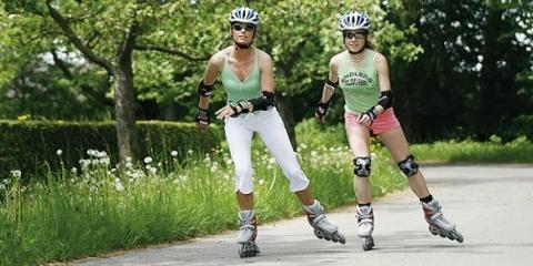 Inlineskaten und Schlittschuhlaufen vergleichbar?