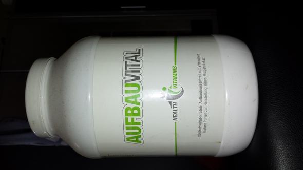 Ist das Produkt Aufbau Vital zum Muskelaufbau geeignet?