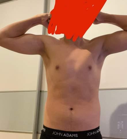 Kalorien Defizit oder nicht für Muskelaufbau & Definition?(Bild)?
