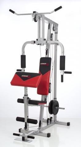 - (Muskelaufbau, Fitness, Trainingsplan)