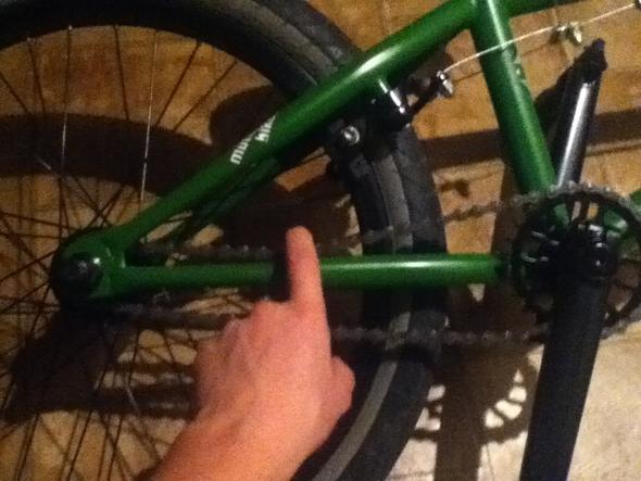 Die kette - (BMX, Bmx kette, Chain)