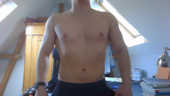 KFA? - (Muskeln, Essen, Fettverbrennung)