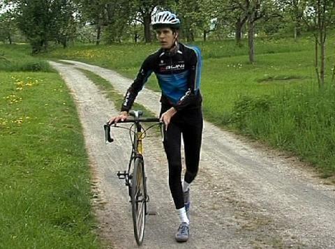 Beispielbild Radprofi - (Radsport, Bekleidung)