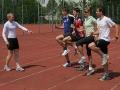 Bilduntertitel eingeben... - (Training, laufen, Lauftechnik)