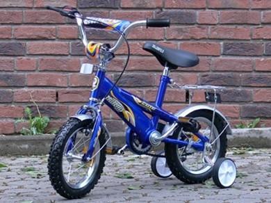 Bilduntertitel eingeben... - (Radfahren, Kinder, Rad)