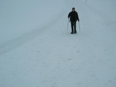 Bilduntertitel eingeben... - (Wintersport, Schneewandern, Ischgl)