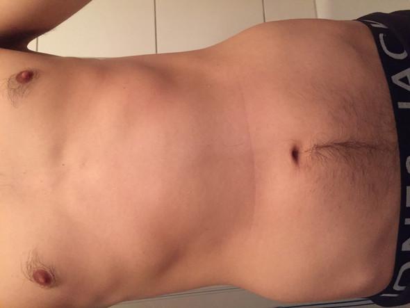 noch eins - (Bauchmuskeln, Muskulatur, Rücken)