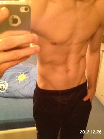 1  - (Muskelaufbau, Bauchmuskulatur, Rückenmuskulatur)