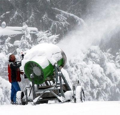 Ski für Kunstschnee anders wachsen?