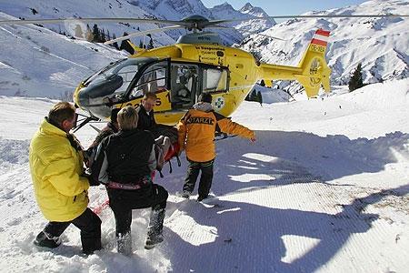Bilduntertitel eingeben... - (skifahren, Ski, Verletzung)