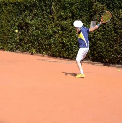 Tennisvorhand Ausholbewegung?