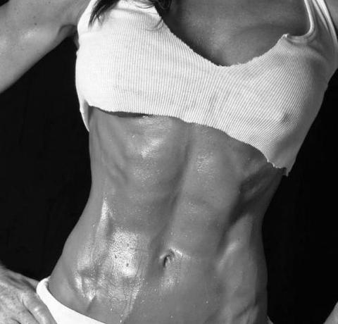 z.b so oder mehr - (Fitness, Workout, Mädchen)