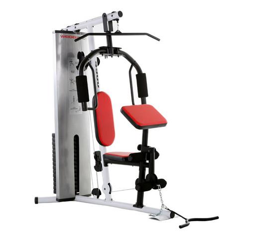 Welche Übungen Belasten die Wirbelsäule nicht beim Multigym Gerät?