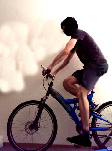 WICHTIG: Die Richtige Haltung beim Fahrradfahren? Bezüglich Rücken und Schmerzen ... (Anhang)
