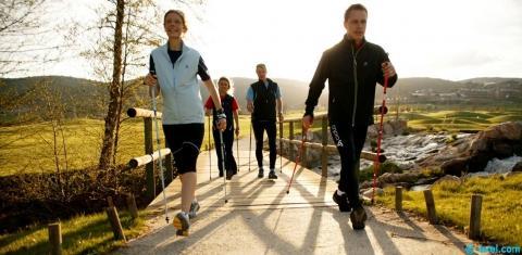 Bilduntertitel eingeben... - (Nordic-Walking, Kalorienverbrauch, Walking)