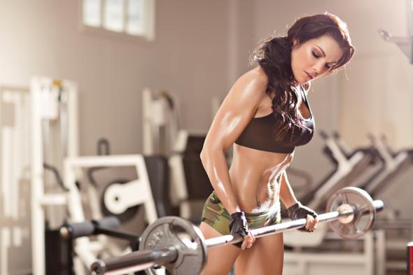 So wie Sie auf dem Bild - (Fitness, Muskeln)