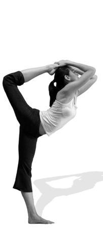 Yoga-Übung - (Übungen, Yoga, Theraband)