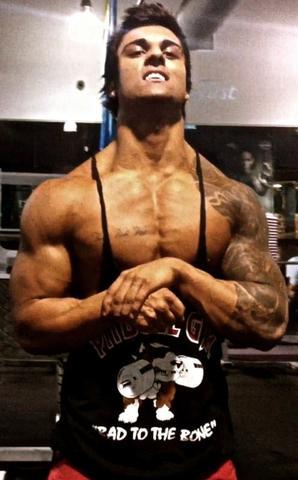 Zyzz :) - (Fitness, Fitnessstudio, Zyzz)